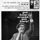 "Phil Silvers In The 1960 Musical ""Do Re Me"""