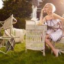 Kristen Wiig - Elle Magazine Pictorial [United States] (August 2014)