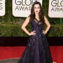 Ana de la Reguera- 73rd Annual Golden Globe Awards - Red Carpet