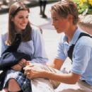 Anne Hathaway and Erik von Detten