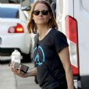 Jodie Foster out and about in Los Angeles - 454 x 680