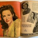 Linda Darnell - Screenland Magazine Pictorial [United States] (February 1943) - 454 x 340