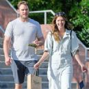 Chris Pratt and Katherine Schwarzenegger - 454 x 668