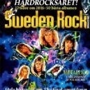 Europe - Sweden Rock Magazine Cover [Sweden] (December 2016)