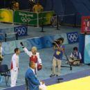 Hungarian female taekwondo practitioners