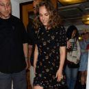 Natalie Portman at Tetou restaurant in Cannes - 454 x 715