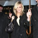 Carrie Underwood - Out And About In NY, 30.03.2010