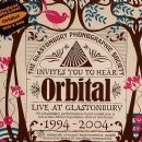 Orbital Album - Live At Glastonbury (1994-2004)
