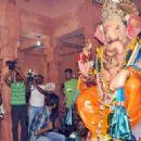 Himesh Reshammiya Visited Andheri Cha Raja Ganesh