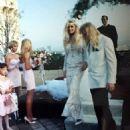 Bobbie Brown and Jani Lane's Wedding - 454 x 594