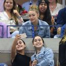 Gigi Hadid – Serena Williams Vs Catherine McNally at 2019 USTA in NY