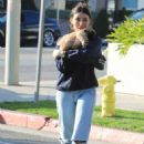 Madison Beer – Outside of Cha Cha Matcha in West Hollywood
