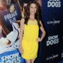Samantha Harris – 'Show Dogs' Premiere in New York - 454 x 716