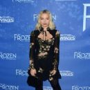 Dove Cameron – 'Frozen' Premiere in Hollywood
