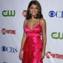 Lindsay Hartley, CBS Television Group TCA Party In Hollywood, 2008-07-18
