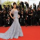 Aishwarya Rai 63 Cannes Film Festival Opening Ceremony And 'Robin Hood' Premiere May 12 2010
