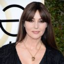 Monica Bellucci At The 74th Golden Globe Awards (2017)