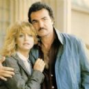 Goldie Hawn and Burt Reynolds