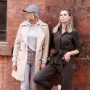Erin and Sara Foster – Photoshoot in New York - 454 x 557