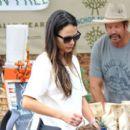 Jordana Brewster Shopping in Los Angeles 10/16/ 2016 - 454 x 398