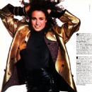 Andie MacDowell - Harpers Bazaar Magazine Pictorial [United States] (September 1987) - 454 x 591
