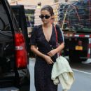Selena Gomez – Seen out in NYC