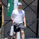 Erin Darke and Daniel Radcliffe – Out and about in New York City