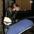Lily Rose Depp – Leaving at The Chiltern Firehouse in London