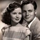 John Agar And Shirley Temple