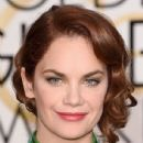 Ruth Wilson attends the 72nd Annual Golden Globe Awards at The Beverly Hilton Hotel on January 11, 2015 in Beverly Hills, California