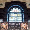 Motley Crue's Last Ever European Press Conference