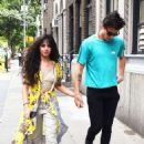 Camila Cabello – Arrives at Shawn Mendes apartment in New York City