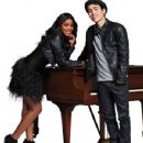 Keke Palmer and Max Schneider