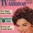 Connie Francis - TV Radio Mirror Magazine [United States] (August 1961)