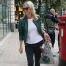 Zoe Ball – Arrives To Her BBC Radio Show In London