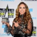 Lucero- Telemundo's Latin American Music Awards Press Conference with Lucero - 409 x 600