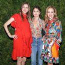 Keri Russell – Maisonette.com Launch Dinner Party in New York - 454 x 636