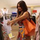 Sofia Vergara in Summer Dress – Shopping in Bal Harbour - 454 x 681