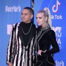Ashlee Simpson – 2018 MTV Europe Music Awards in Bilbao - 454 x 681