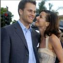 Bridget Moynahan and Tom Brady - 245 x 266