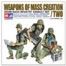 Logistics Album - Weapons Of Mass Creation 2