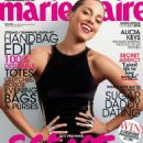 Alicia Keys Marie Claire South Africa Magazine October 2014