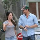 Megan Fox In Jeans Out In LA, November 5 2009