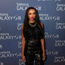 Katerina Graham: ttends the Samsung Galaxy S III celebration in Chicago at Studio Paris