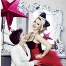 Dorota Rabczewska - VIVA Magazine Pictorial [Poland] (10 December 2009) - 405 x 541