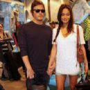 Norman Reedus and Jarah Mariano - 300 x 450