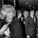 Alain Delon and Mireille Darc - 454 x 472