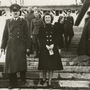 Eva Braun and Adolf Hitler - 350 x 256