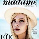 Elle Fanning - Madame Figaro Magazine Pictorial [France] (30 June 2017) - 454 x 588