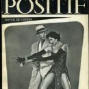 Fred Astaire - Positif Magazine Cover [France] (November 1954)
